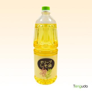 オリーブしそ油