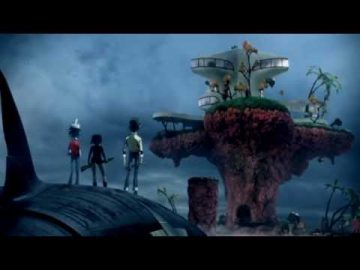 Gorillaz - On Melancholy Hill - (Official Video)