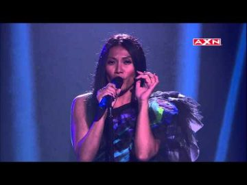 Anggun Snow On The Sahara | Asia's Got Talent Grand Finals Results Show